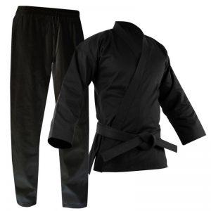 Black MW Karate Gi