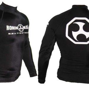 New Ronin MMA Long Sleeved Rash Vest
