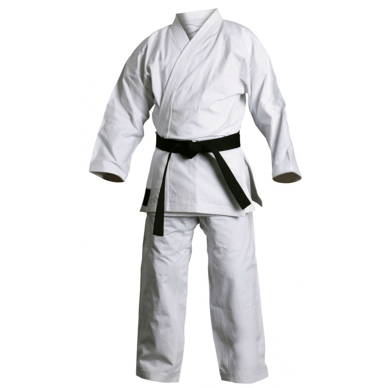 White Karate Gi