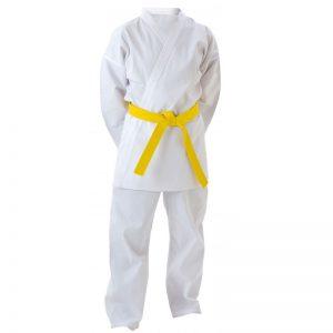 White MW Karate Gi