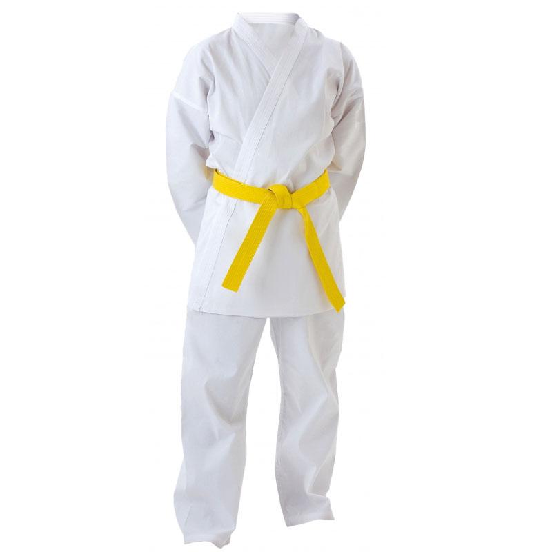 White Medium Weight Karate Gi A Uk Leading Online
