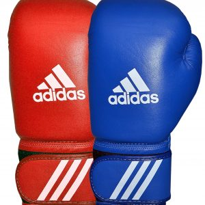 Adidas AIBA Licensed Boxing Gloves – 10 + 12oz