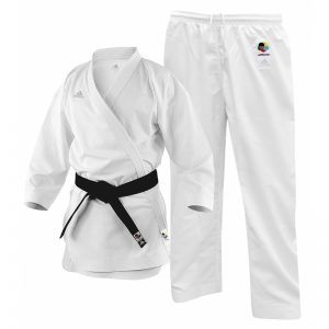 Adidas Adi-Zero Kumite Karate Uniform – 4.5oz