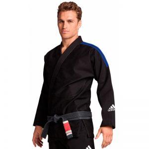 Adidas BJJ Response Uniform – Black 265g