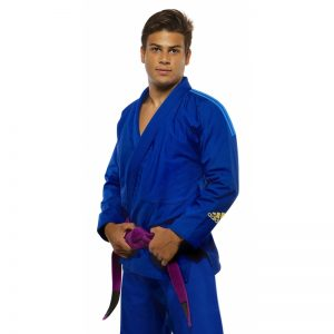 Adidas BJJ Response Uniform – Blue 265g