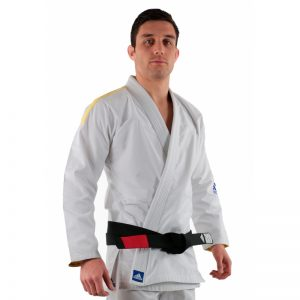 Adidas BJJ Response Uniform – White 265g