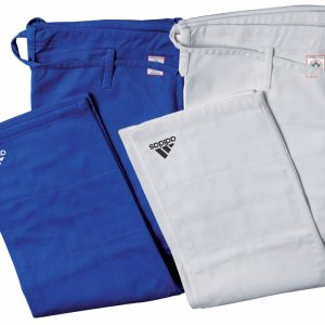 Adidas Champion II Judo Trousers – IJF Approved