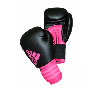 Adidas Hybrid 100 Women's Boxing Gloves – Pink . – 6 + 10oz