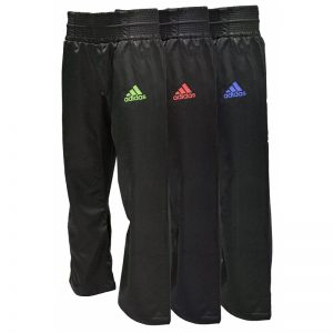 Adidas Kickboxing Satin Trousers
