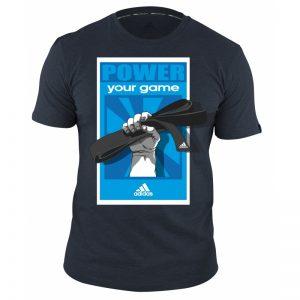 Adidas Martial Arts Belt T-Shirt