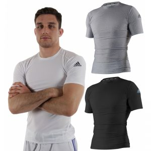 Adidas Short Sleeve Compression T-Shirt