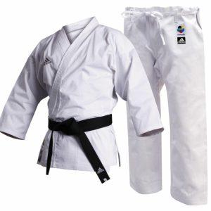 Adidas WKF Club Karate Uniform – 8oz