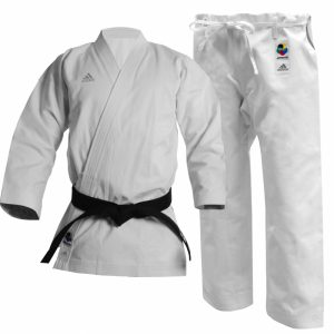 Adidas WKF Elite Karate Uniform – 14oz