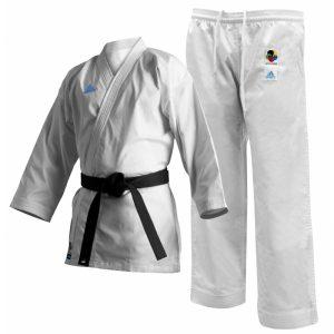 Adidas WKF Revoflex Kumite Karate Uniform – 7oz