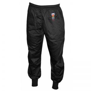 Cimac Kung Fu Trousers – Black