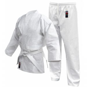 Cimac Ribbed Kumite Uniform – 8oz