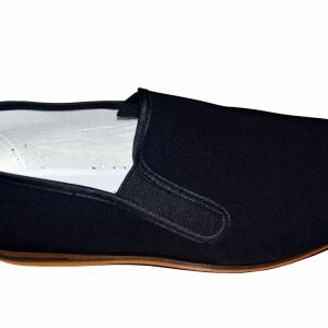 Kung Fu Slippers – Black