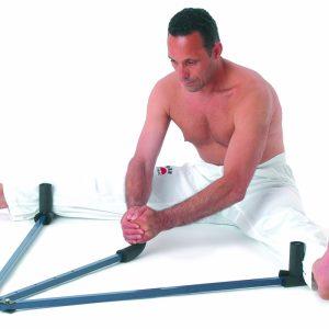 Metal Heavy Duty Leg Stretcher – Blue