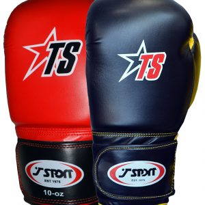 T-Sport Artificial Leather Boxing Gloves