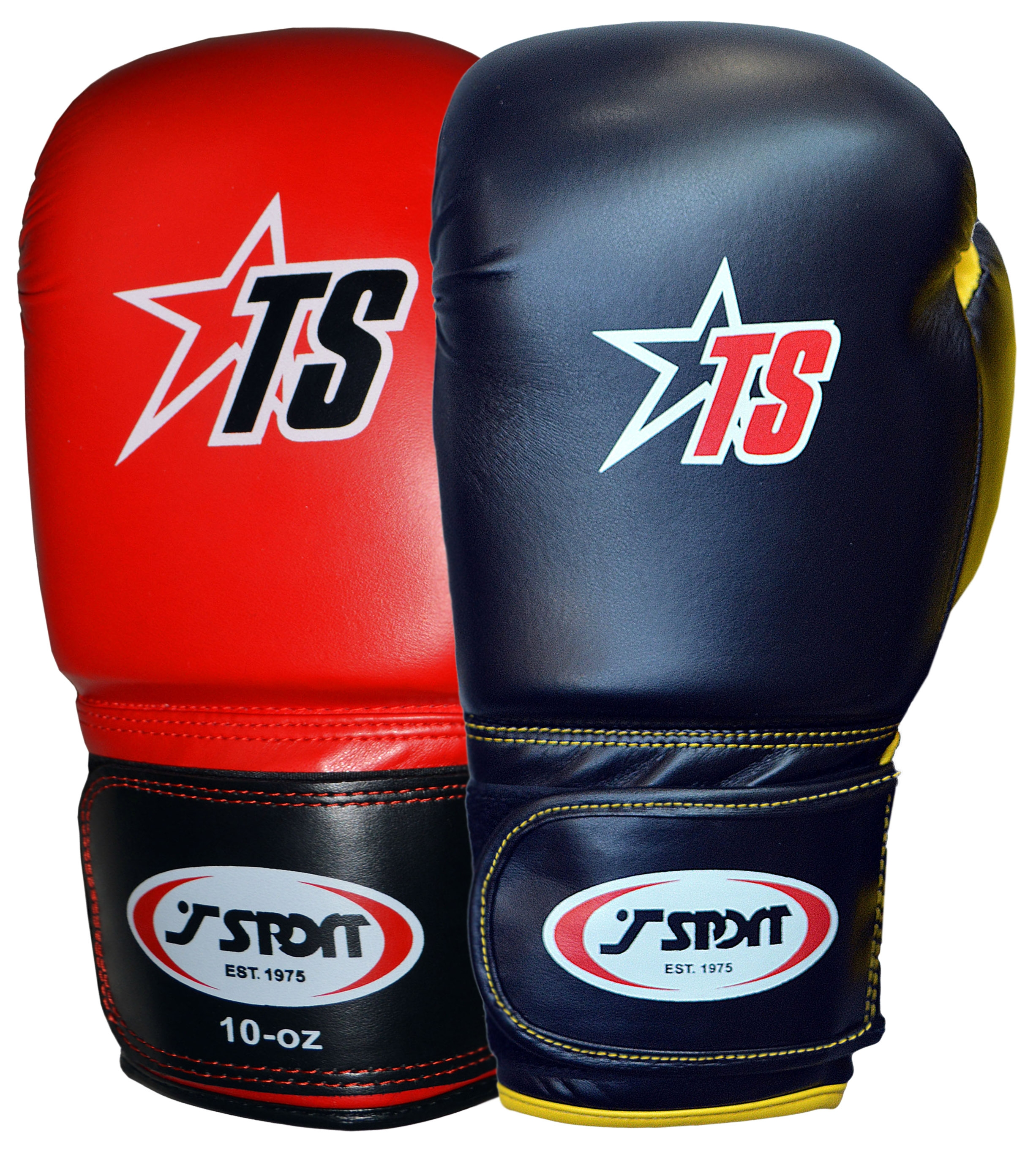 Sport Gloves Uk: T-Sport Artificial Leather Boxing Gloves