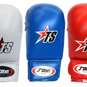T-Sport Competition Karate Mitts Without Thumb