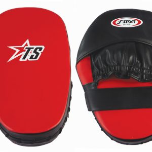 T-Sport Focus Mitts – Black Red