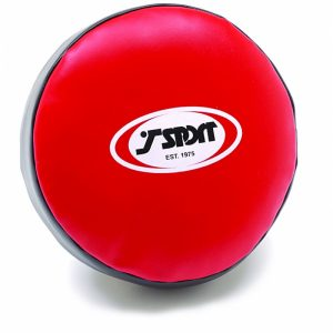 T-Sport Round Shield – Red Black